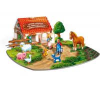 [3D puzzle - Farma]