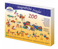 [Magnetické puzzle - ZOO]
