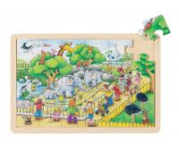 [Puzzle - Zoo]