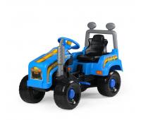 [Traktor Mega - modrý]