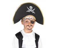 [Pirátsky klobúk]