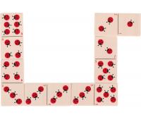 [Domino lienky, 28 ks]