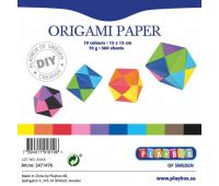 [Papieriky na origami - 70 g/m2 - 500 ks (15 x 15 cm)]