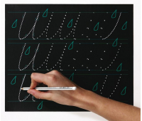 [Grafomotorický súbor 4 - ťažké dvojstranné vzory]