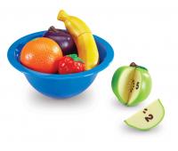 [Počítanie - miska s ovocím]