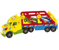 [Super truck s autíčkami]