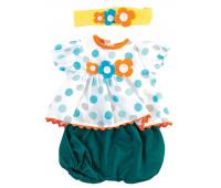 [Oblečenie pre bábiky - 38 cm - Krátke nohavice pre dievča]