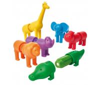 [Smart MAX - Moje prvé safari zvieratká - 18 ks]