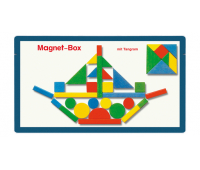 [Magnet Box - Tangram]
