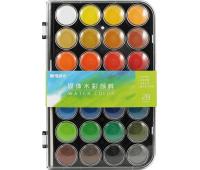 [Vodové farby, 28 farieb]