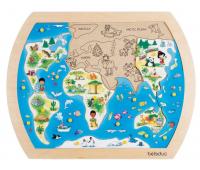 [Vkladacie puzzle - Náš svet]