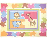 [Koberec Puzzle  - 2 x 3  m]