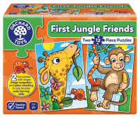 [Moje prvé puzzle - Džungľa]