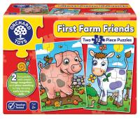 [Moje prvé puzzle - Farma]