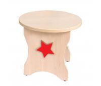 [Stoličky k toaletným stolíkom - Stolička Hviezda]
