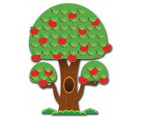 [Strom s jabĺčkami - 3D]
