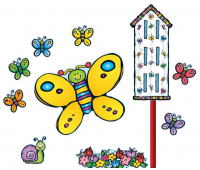 [Farebné motýle]