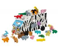 [ABC safari autobus]