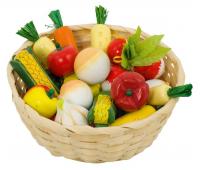 [Zelenina v košíku]