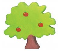[Drevené stromy - Jabloň]