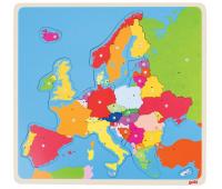 [Puzzle - Európa]