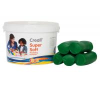 [Modelovacia hmota Creall - zelená ultra jemná 1750g]