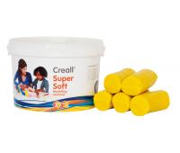 [Modelovacia hmota Creall - žltá ultra jemná 1750g]