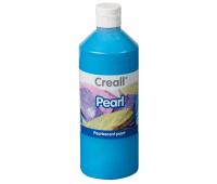 [Farba perleťová 500 ml - modrá]