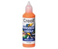 [Farba na sklo 80 ml - oranžová]