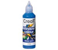 [Farba na sklo Creall 80 ml - modrá]