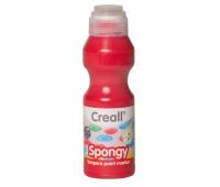 [Farba Creall so špongiou 70 ml - červená]