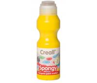 [Farba Creall so špongiou 70 ml - žltá]
