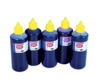 [Farba na pečiatky - fialová 250 ml]