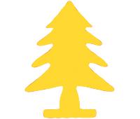 [Dierkovač 2,5cm - stromček]