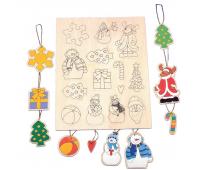[Vyrob si darček - vianočné ozdoby]