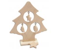 [Vyrob si darček - Vianočný dekoračný stromček]