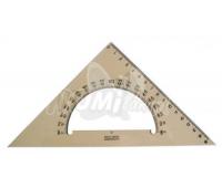 [Pravítko trojuholník s uhlomerom]