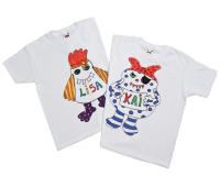 [Vyrob si darček - tričko - veľkosť 104 - 116]