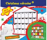 [Vyrob si darček! - Adventný kalendár - 1]