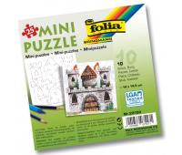 [Vyfarbi si puzzle! - Hrad (25 dielikov)]