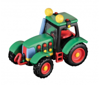 [Traktor so strechou]