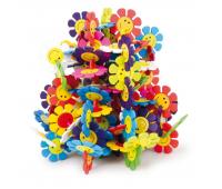 [Farebná stavebnica - Kvety]