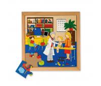 """[Puzzle """"U lekára""""]"""