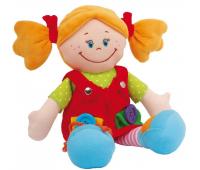 [Textilné bábiky Miško a Miška]