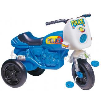 Policajná motorka