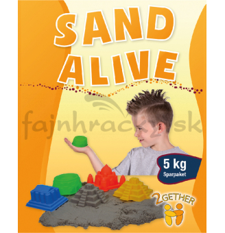 Kinetický piesok Sand Alive - 5 kg