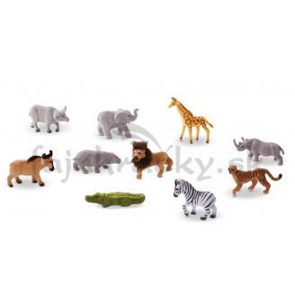 Figúrky - Safari