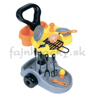 Grilovací vozík