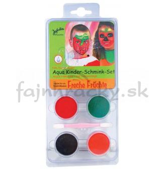 Farby na tvár ovocie