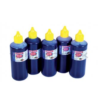 Farba na pečiatky - fialová 250 ml